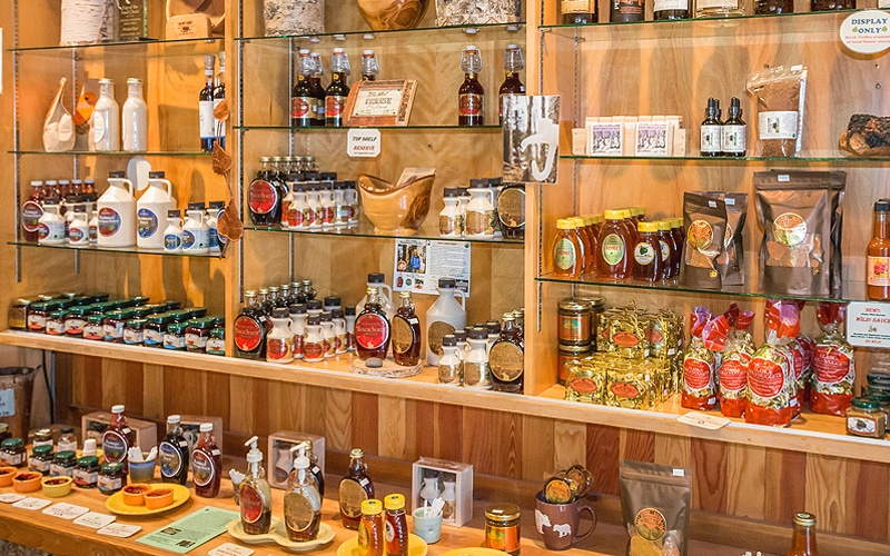 Talkeetna Attractions - Alaska Wild Harvest Gift Shop